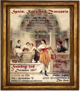 Spain. Song and Zarzuela (complete info)