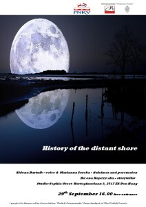 History of the distant shore